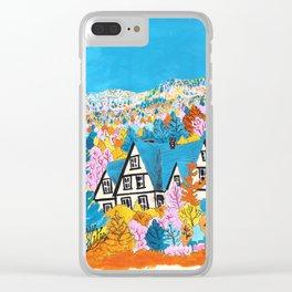 casita nwH Clear iPhone Case