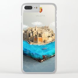 Valletta Clear iPhone Case