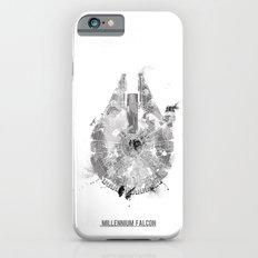 Star Wars Vehicle Millennium Falcon iPhone 6 Slim Case