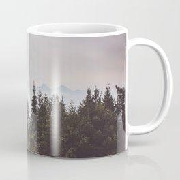 Mountain Range - Landscape Photography Coffee Mug