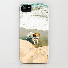 Keep calm I pee... iPhone Case