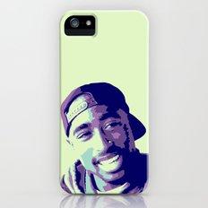 Tupac Slim Case iPhone (5, 5s)