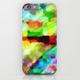 Random Abstract iPhone Case