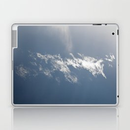 Lonely as a cloud Laptop & iPad Skin