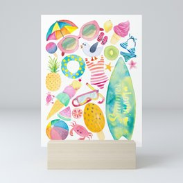 Summer Extravaganza Mini Art Print