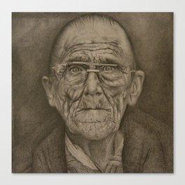 Wrinkle #4 Canvas Print