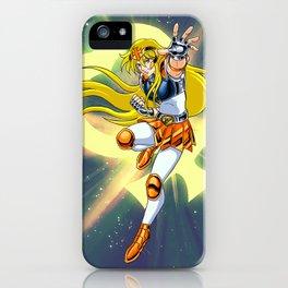 Caballero de Venus iPhone Case