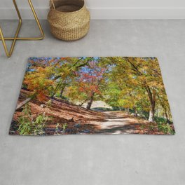 Lost Maples Rug