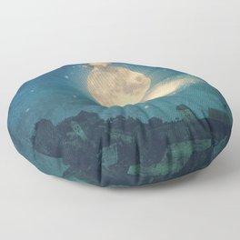 MoonWalk Floor Pillow