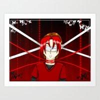 See No Evil Art Print