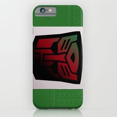 Transformers Generation 1: Rub Sign: Autobot Slim Case iPhone 6s