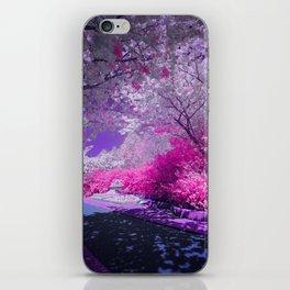 Cranberry Corner iPhone Skin