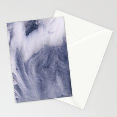 floating blues Stationery Cards