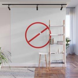 NO FLOSS DANCE Wall Mural