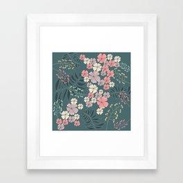 pure zen Framed Art Print