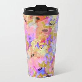 Fancy Field Flowers Travel Mug