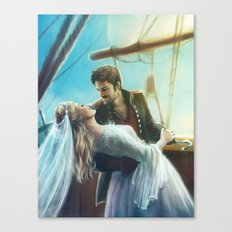 Wouldn't It Be Romantic Canvas Print