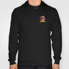 The Rhyme Impersonator Show Art Print Hoody