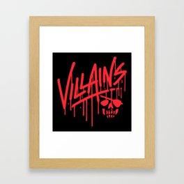 logo Framed Art Print