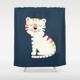 Beautiful Gene Shower Curtain