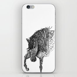 Unbridled Lines iPhone Skin