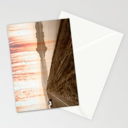 Rusted Salt Flats Roadster Stationery Cards