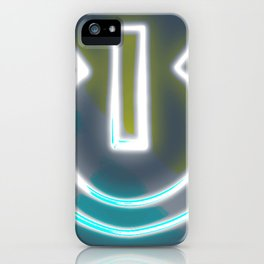 Mindful Power iPhone Case