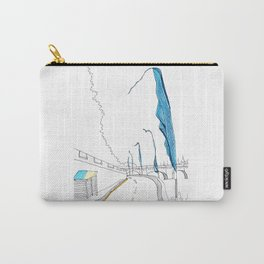 Summer in Paris Carry-All Pouch