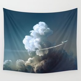 Congestus Wall Tapestry