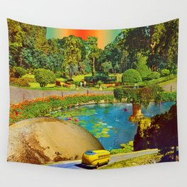 Gardens of Pluto Wall Tapestry