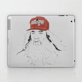 I just felt like runnin'. Laptop & iPad Skin