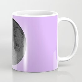BLACK MOON + LAVENDER SKY Coffee Mug
