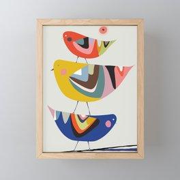 Family Tree Framed Mini Art Print