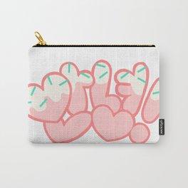 안녕! (Annyeong!) Carry-All Pouch