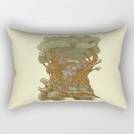Atlas Reborn Rectangular Pillow