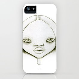 Amadela iPhone Case