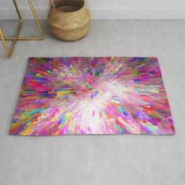 Color Burst Rug