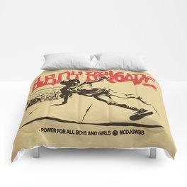 BBOY BRIGADE Comforters