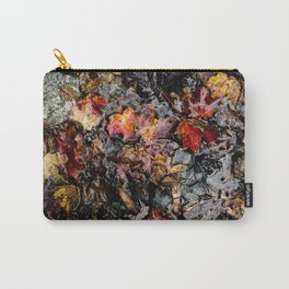 Leaves Submerged Carry-All Pouch