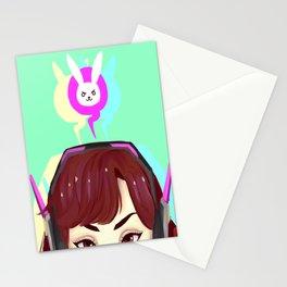 d.va Stationery Cards