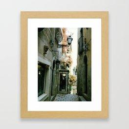 Taormina, Sicily Framed Art Print