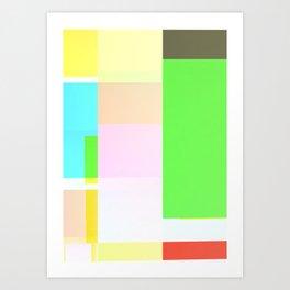 Error 004 Art Print