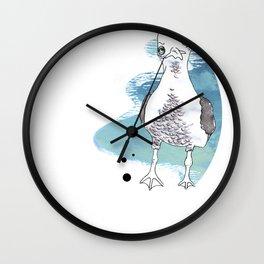 Steven Seagull Wall Clock