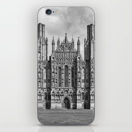 Wells Cathedral, UK iPhone Skin