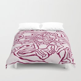 Cabbage Core Duvet Cover