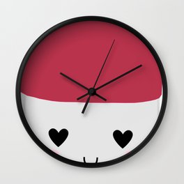 Happy Pill! Wall Clock