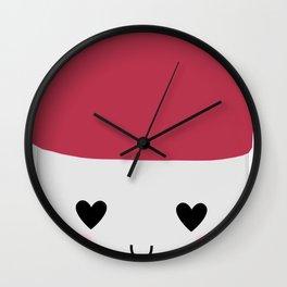 Happy Pill! Wall Clock
