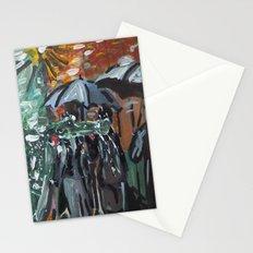 Rainy Day  Stationery Cards