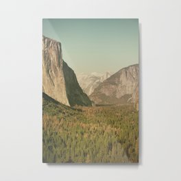 Yosemite Valley XI Metal Print