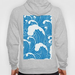 waves after waves Hoody